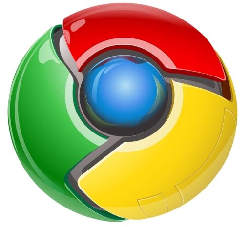 Google Chrome invatible